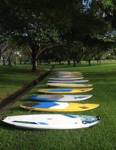 Fun Supply - Darwin Stand Up Paddle - Lake Alexander