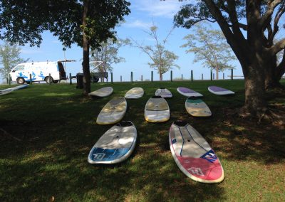 Fun Supply - Darwin Stand Up Paddle - Lake Alexander