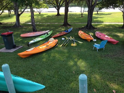 Fun Supply - Darwin Kayak/Canoe - Lake Alexander
