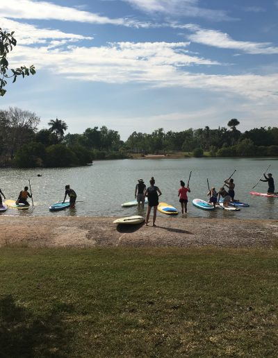 Fun Supply - Darwin Stand Up Paddle - School Sessions
